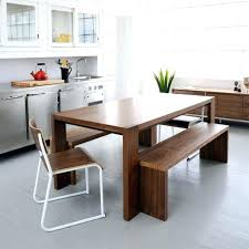 Banquette Chair Dining Table Shaped Banquette Bench Corner Kitchen Paint White