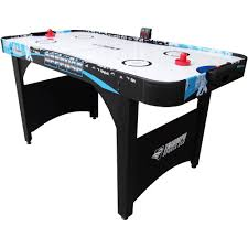 harvil 5 foot air hockey table with electronic scoring air hockey table dimensions inches best table decoration