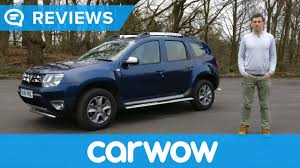 duster dacia dacia duster 2018 suv review mat watson reviews youtube