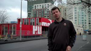 boston ma shipping container house home store puma clothing