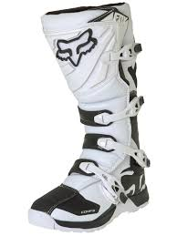 motocross boot bag fox white 2018 comp 5 mx boot fox freestylextreme america
