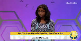 the spelling bee was more exciting than the nba finals sports