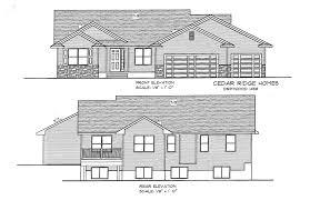 house builder plans floor plans cedar ridge homes quality home builder in iowa