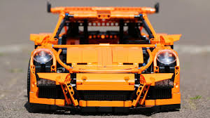porsche lego lego technic porsche 911 gt3 rs review 42056 youtube