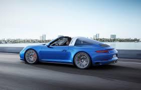 porsche cars 2016 new porsche 911 carrera 4 and 911 targa 4 for 2016 elite traveler