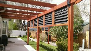 Privacy Screen Ideas For Backyard by Diy Outdoor Privacy Screen Ideas Functional Deck Decorations To