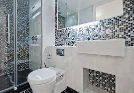 tile ideas for small bathroom black and white tile shattered in black u0026 white tile
