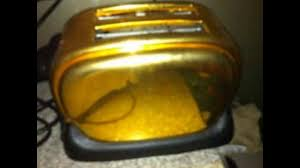 Sports Toasters The Golden Toaster Youtube