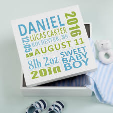 personalized baby keepsakes at personal creations