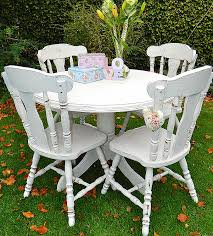 Shabby Chic Dining Table Set Shabby Chic Kitchen Table Sets Awesome Top 50 Shabby Chic