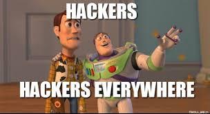 Webinar Meme - webinar hacker hijinks human ways to steal your data phillycom