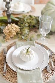 table decor best 25 thanksgiving table settings ideas on fall