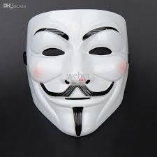 scary masks wholesale 2015 new mask scary white mask vendetta