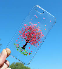Real Flowers - real flower mobile phone cases to celebrate spring bored panda