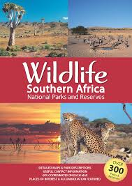 Map Of Southern Africa by Wildlife Southern Africa National Parks Reserves
