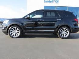 Ford Explorer Exhaust - 2017 used ford explorer limited 4wd at capitol honda serving san