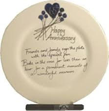 bridal shower autograph plate bridal shower signing plate home kitchen