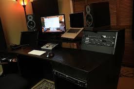 Diy Studio Desk My Diy Studio Desk Build Gearslutz Pro Audio Community