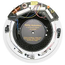 5 1 in wall in ceiling speaker pack with yamaha rx v381 receiver