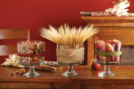 diy centerpieces for fall and thanksgiving dinners home clever