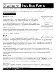 Sample Kids Resume by Download Basic Essay Examples Haadyaooverbayresort Com
