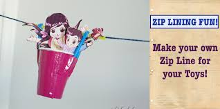 zip lining fun for this season how to make it with kids wizkids