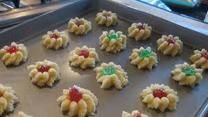 spritz cookies recipe swedish butter cookies