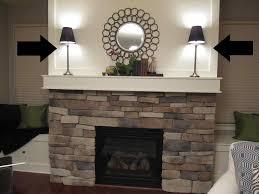room tile gas pinteresu tile corner fireplace mantel decorating