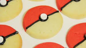 pokemon pokeball cookies nerdy nummies youtube