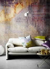 wandgestaltungs ideen wandgestaltung wohnzimmer stein möbelhaus dekoration