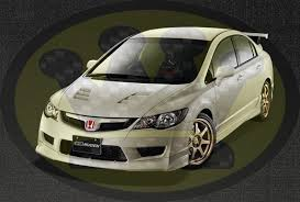 honda civic fd type r type r style side skirt civic fd 1 2