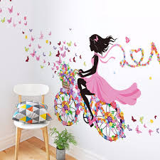 stickers chambre fille ado stickers muraux chambre bb fille top stickers decoration chambre