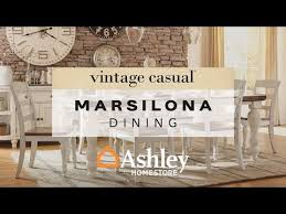 Marsilona Dining Room Chair Ashley Furniture HomeStore - Ashley dining room chairs