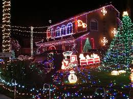 Candy Cane Lights Candy Cane Lane Poway See Christmas Lightssee Christmas Lights