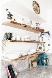 kitchen cool cabinet shelves wall mounted kitchen shelves