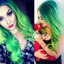 vpfashion ombre hair extensions 131 besten colorful hair inspiration bilder auf