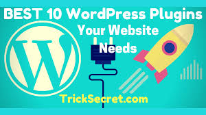 Top 10 Best Plug In by Best 10 Important Wordpress Plugins Your Website Needs