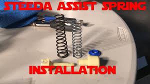 ford focus st clutch installation steeda clutch assist focus st rs