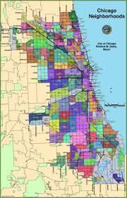 chicago map chicago maps illinois u s maps of chicago