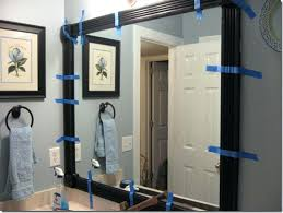 framing bathroom mirrors with crown molding framing bathroom mirrors with crown molding framing those boring