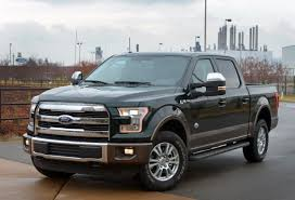 truck ford f150 2015 ford f 150 production begins at the dearborn truck plant