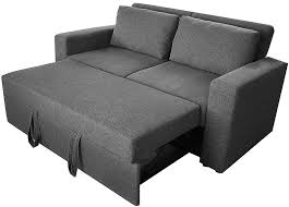 Loveseat Size Sleeper Sofa Pull Out Sofa Bed With Storage Sleeper Sofa With Memory Foam Mattress