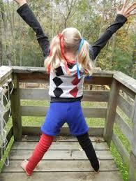 Harley Quinn Halloween Costume Kids Image Result Harley Quinn Costume Kids Halloween