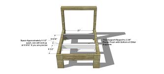 how to make a sofa chair frame revistapacheco com