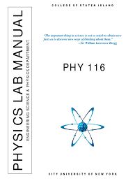 phy 116 lab manual fall 15 density force