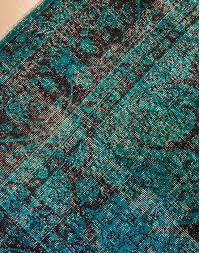 tappeti shop carpet edition tappeto vintage orientale turchese carpet edition