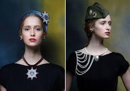 unique jewelry russian author accessories unique jewelry design