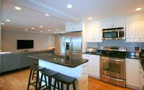 narrow kitchen island breathtaking narrow kitchen island image of traditional narrow
