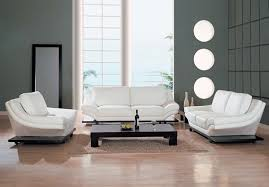 White Leather Living Room Set Living Room Cool Modern Living Room Sets Contemporary Sofa Sets