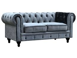 chesterfield canapé articles with canape dangle brittish velours noir style chesterfield